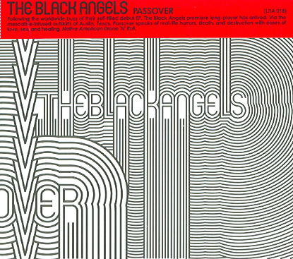 PASSOVER BY BLACK ANGELS (CD)